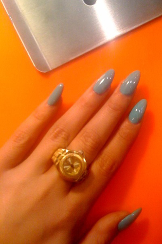 The Hottest Manicure Trends At NYFW