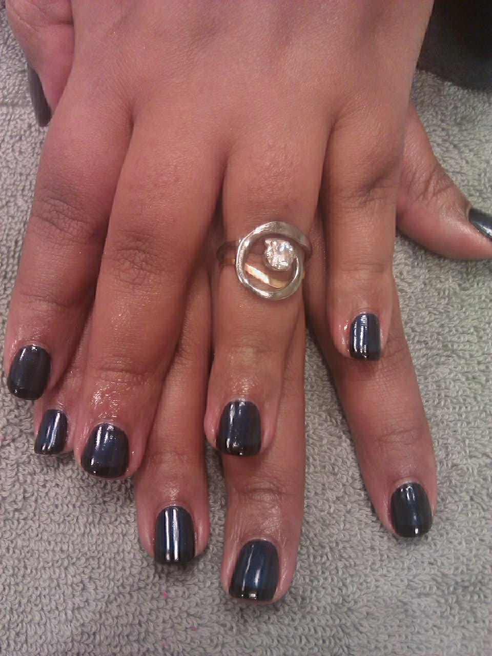 My Monday Manicure - Adventures in Shellac Nail Polish | Afrobella