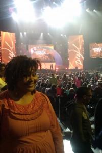 Afrobella at Oprah