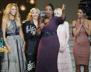Inside Oprah's Surprise Spectacular!