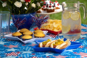 The Afrobella Fourth of July Menu!