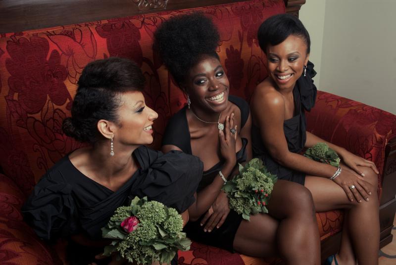 Inspiration For Natural Hair Brides Afrobella