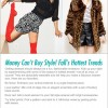 Money Can't Buy Style! See Fall's Hottest Fashion Trends (According to Kmart)
