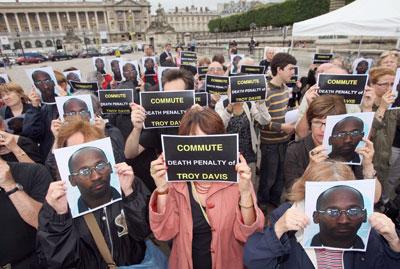 RIP Troy Davis