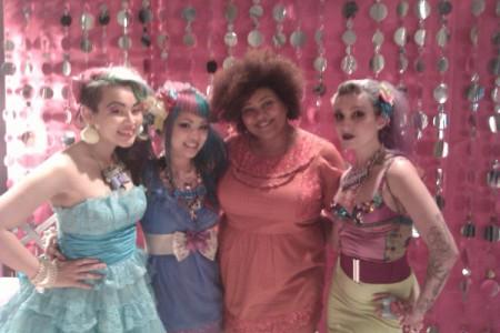Sugarpill meets Afrobella!
