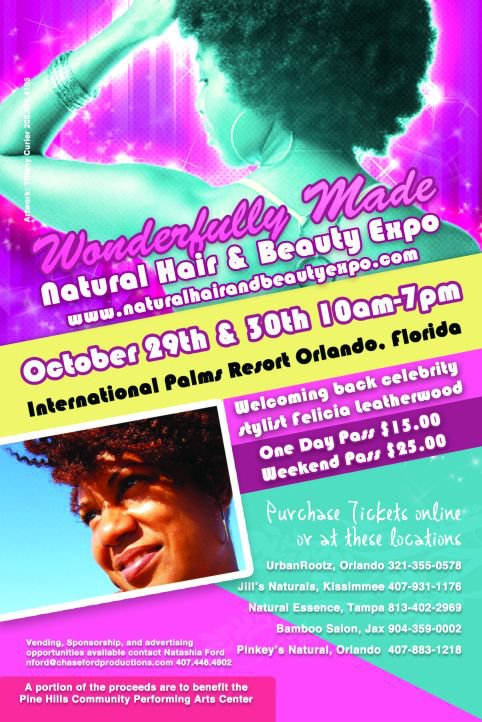 Natural Hair Care Expo Chicago