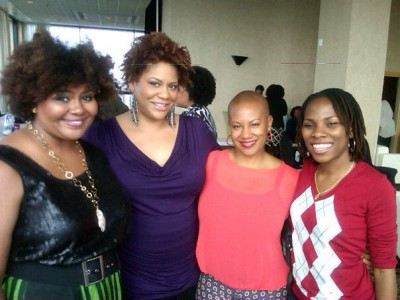 Afrobella, Kim Coles, Felicia Leatherwood, Luvvie Ajayi