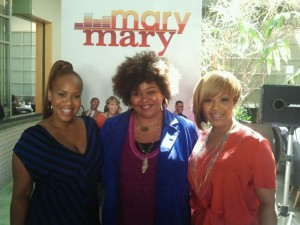 Mary Mary meet Afrobella