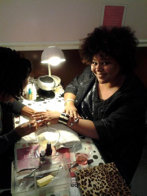 Monday Manicure I Love Polish Bar Of Bk Afrobella