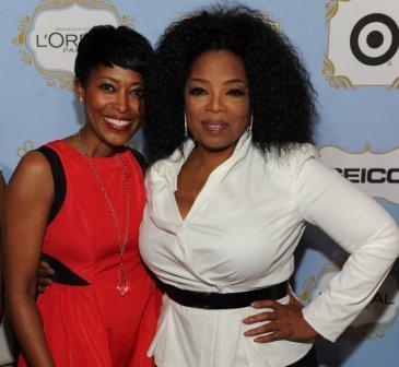 Laysha Ward,Oprah Winfrey