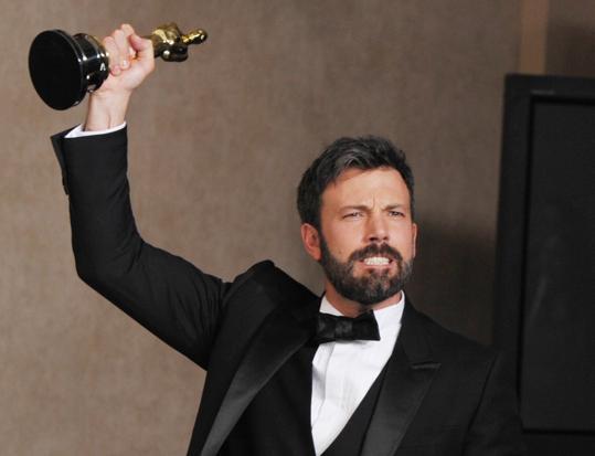 Affleck Oscar