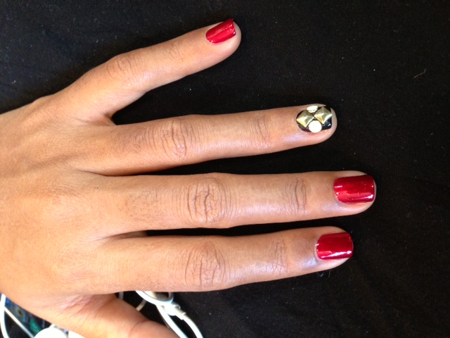 Janelle's Nail
