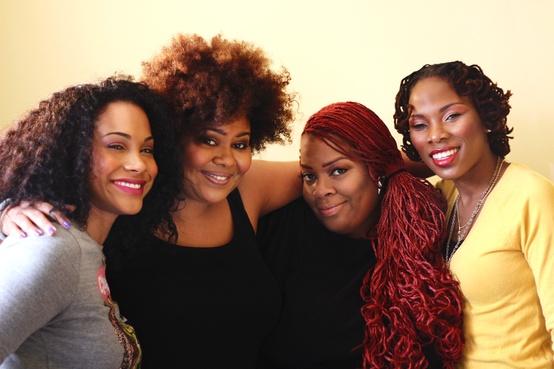 Afrobella Nicole Evans Krystle Rowry Luvvie