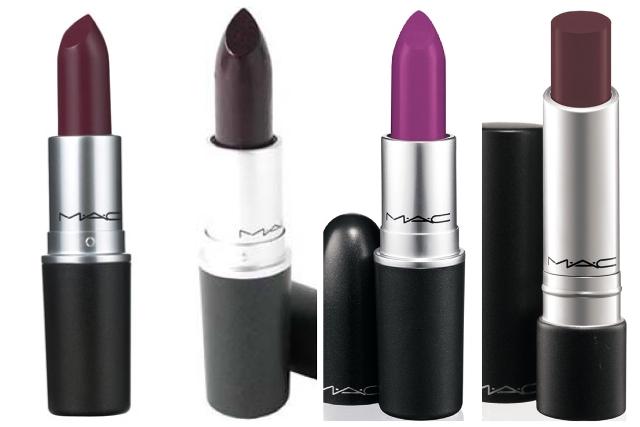 MAC purples