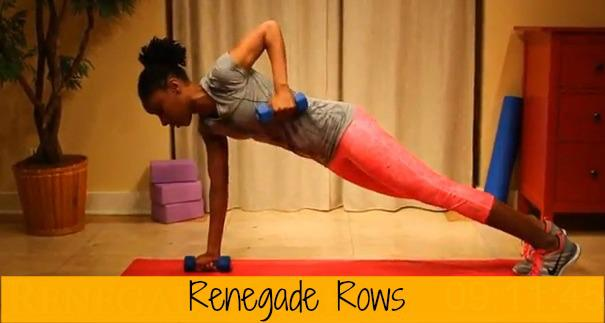 RenishaWorkout