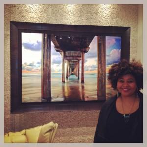 Jeff Mitchum Gallery Las Vegas Bellagio Afrobella