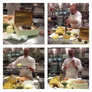 Vegas Aureole Chef