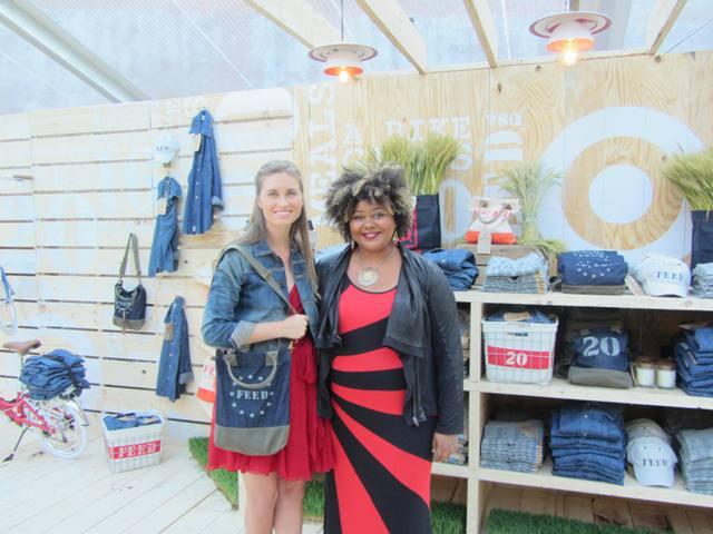 Lauren Bush Lauren FEED Target Afrobella