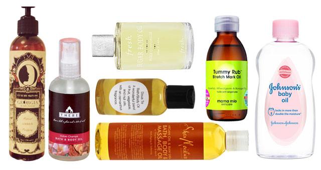 Body-Oils