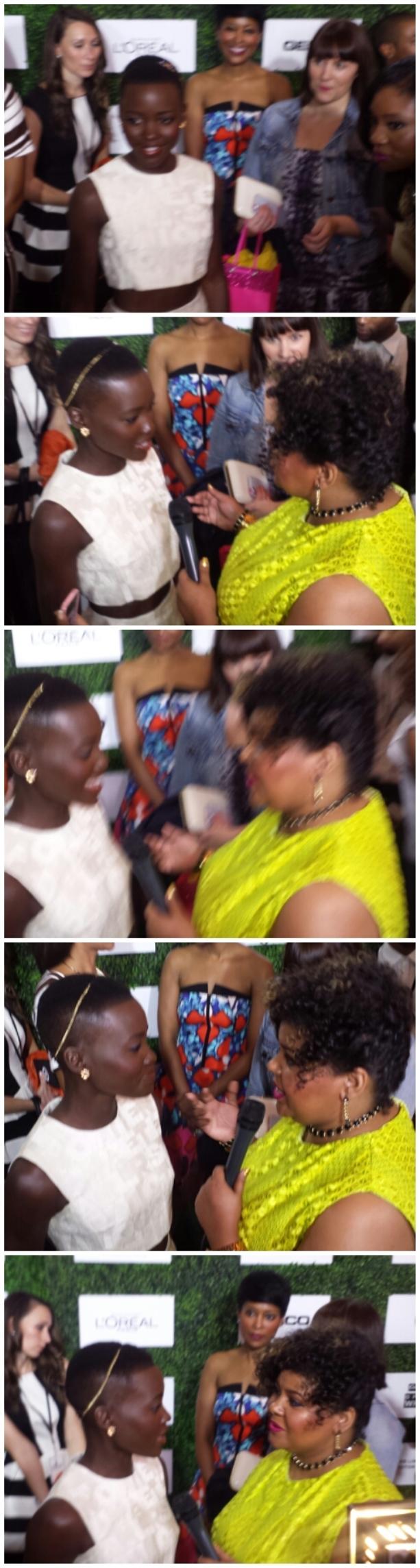 Afrobella Lupita Nyongo