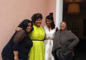 Afrobella Luvvie glam