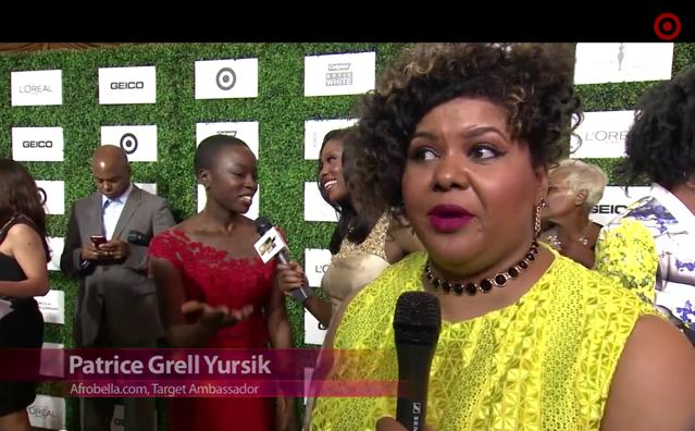 Afrobella Target Spokesperson