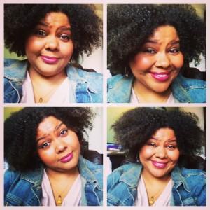 Afrobella selfie