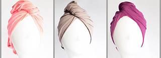 Hubalou hair wrap