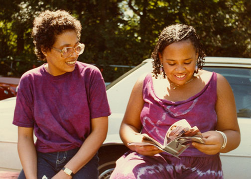 Carol and Lisa.
