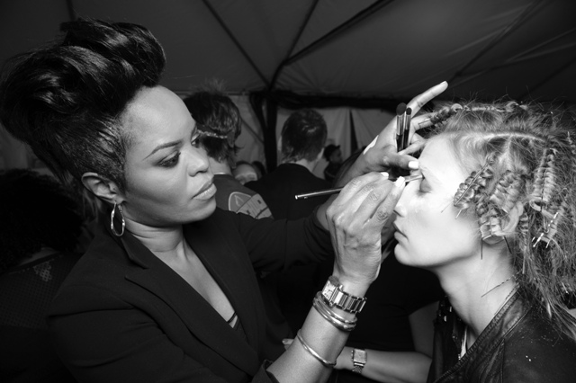 Uzo, International Lead Makeup Stylist (med res)