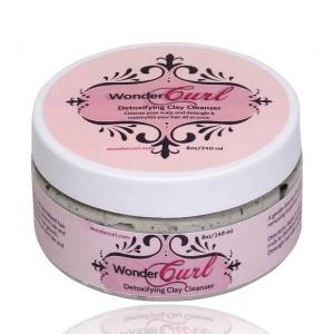 Wonder Curl Detoxifying Clay Cleanser