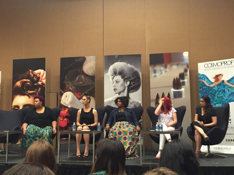 Panel pic courtesy Stephanie Scott of First and Last PR