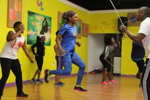 Chicago, Jump On It! Double Dutch Aerobics Comes to Town August 9!