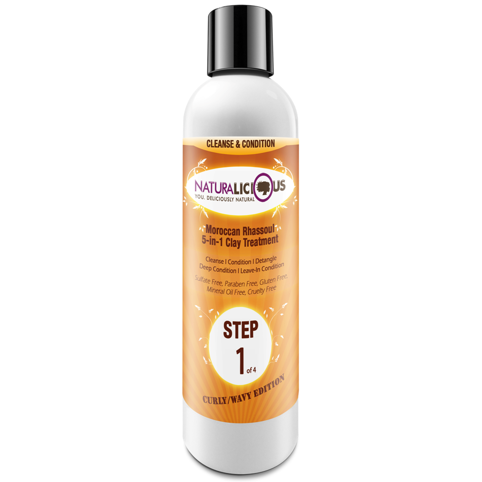 Naturalicious Step 1 CW