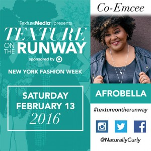 On My Way To Texture on the Runway!