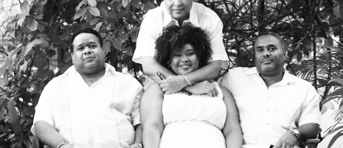 Afrobella and Dads