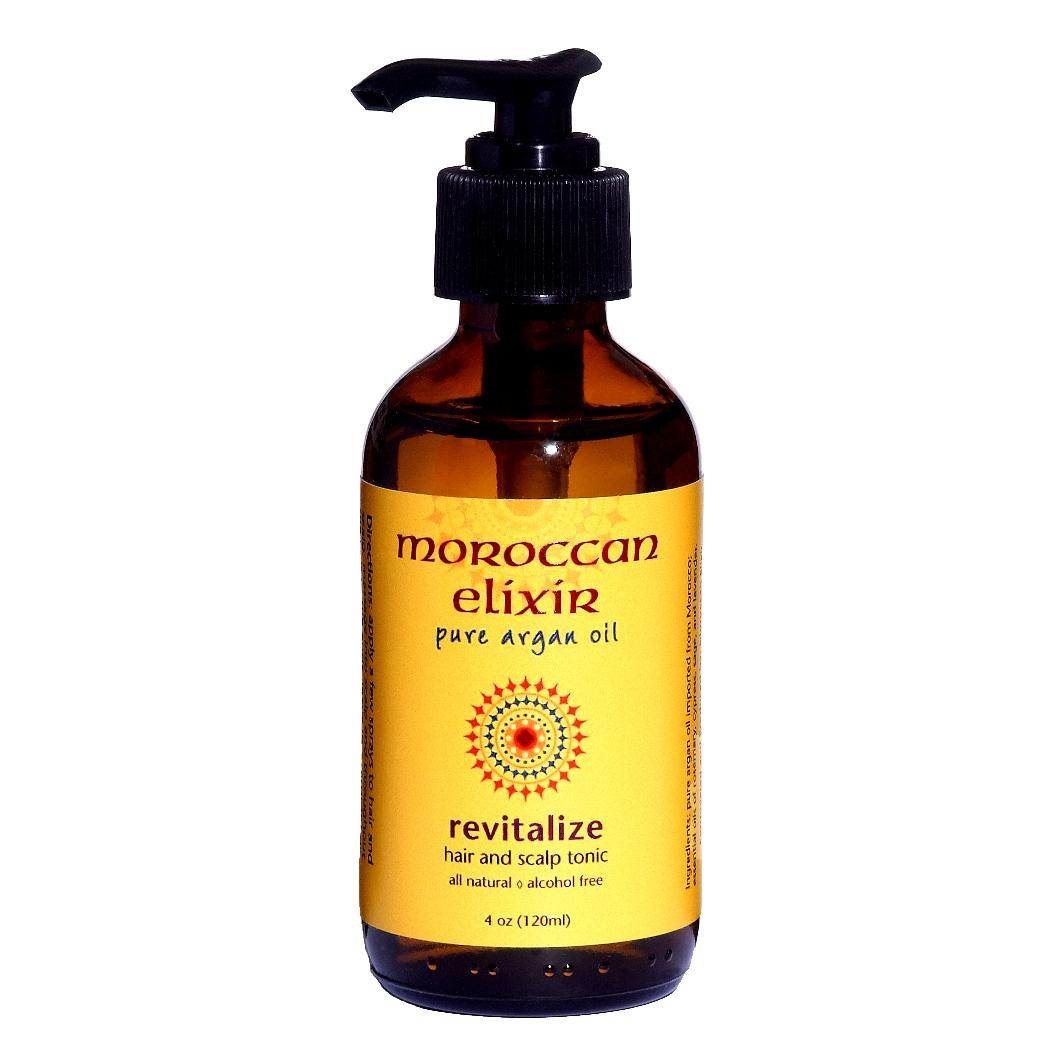 Moroccan Elixir argan oil