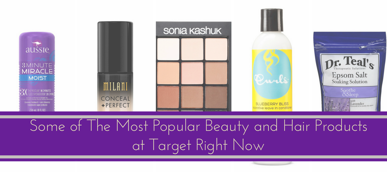 These Are Some Of The Most Popular Beauty And Hair Products At Target Right Now Afrobella