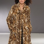 One Stop Plus Newport News leopard coat