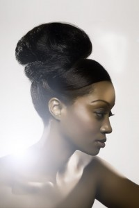Model courtesy Aveda