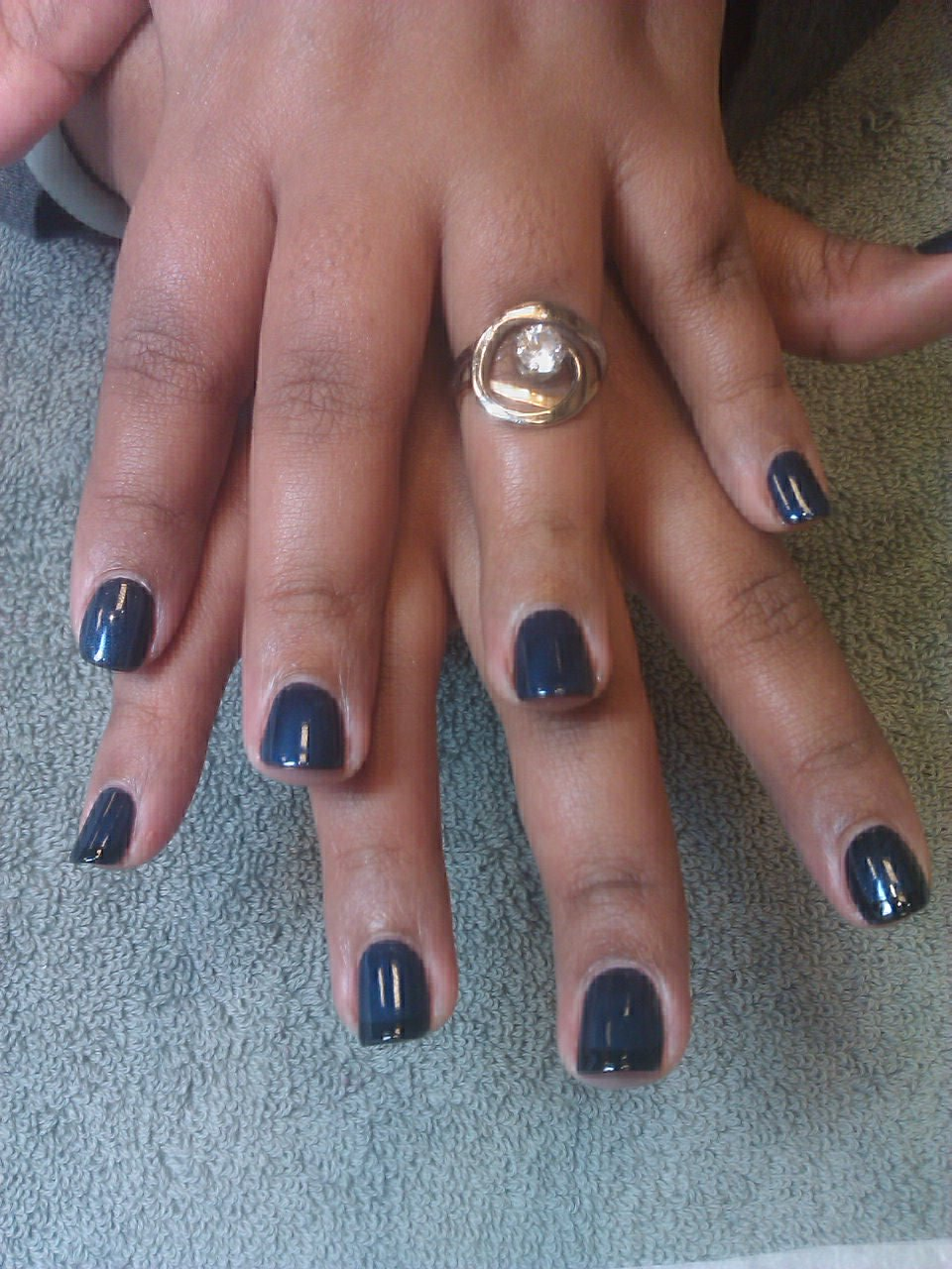 In Fashion Nail Colours