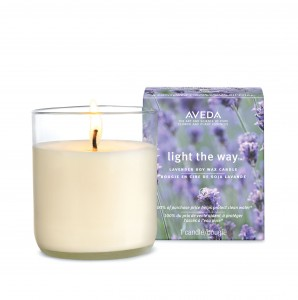 Aveda Light the Way Candle 2011