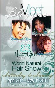 Who's Going to the World Natural Hair Show in Atlanta?