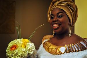 Afrobella Bride – Kiwana