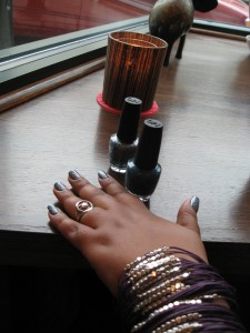 Monday manicure, The Nail Social,
