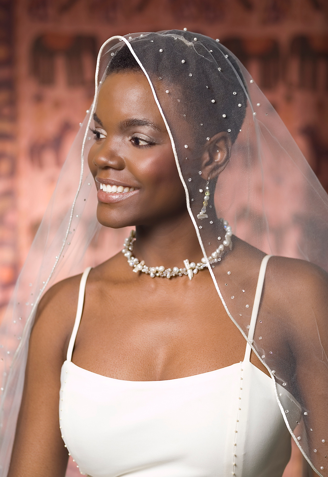 Bride Hairstyle Black Women