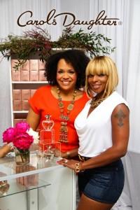 Carol's Daughter Giveaway Winners AND the DJ Diva Afrobella Mary J. Blige Mixtape!