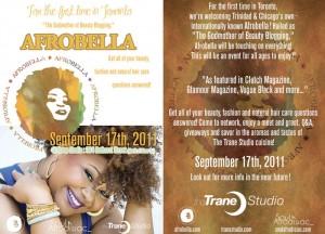 September 17. Toronto, Save The Date!