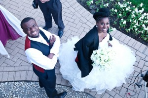 natural hair, black bride, beautiful black bride,