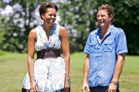Michelle Obama Extreme Makeover Home Edition